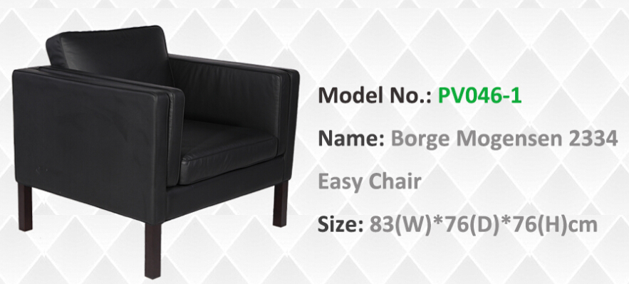 Borge Mogensen 2334 easy chair