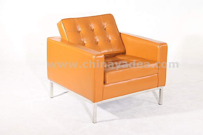 Modern Furniture Replicas modern furniture premium leather florence knoll sofa cf029 chairs