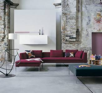 B&B Italia Charles Sofa manufactured By Yadea