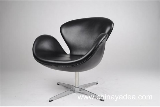Danish Modern Furniture and Swan chair