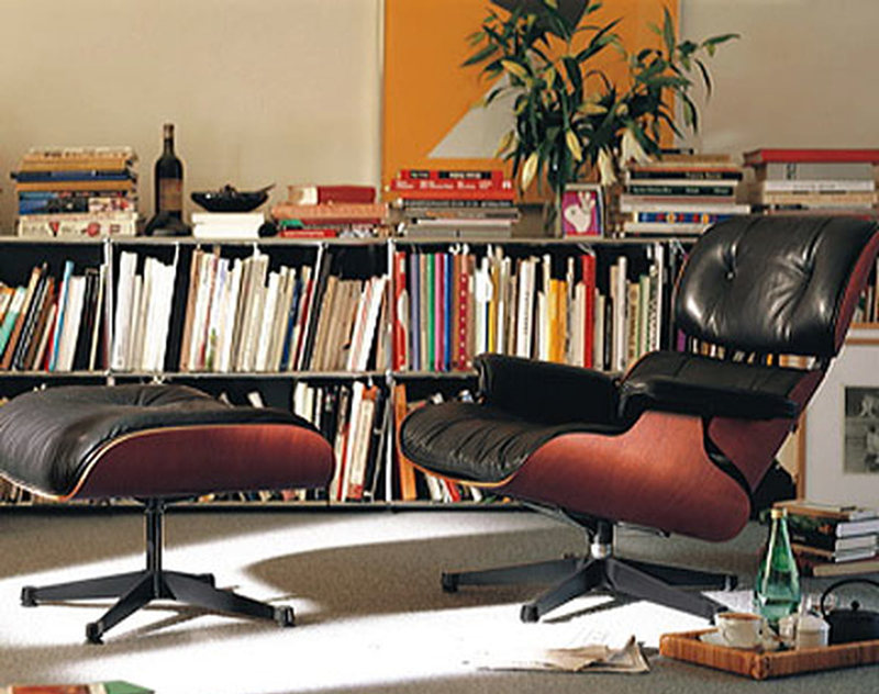 Buy Eames lounge chair abroad