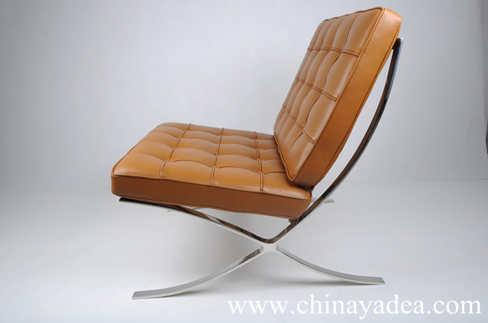 Buy replica knoll barcelona chair with low price