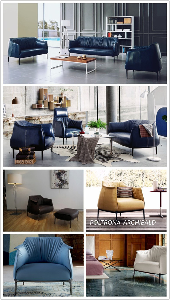 Archibald Gran Comfort Lounge Chair in Your Living Room