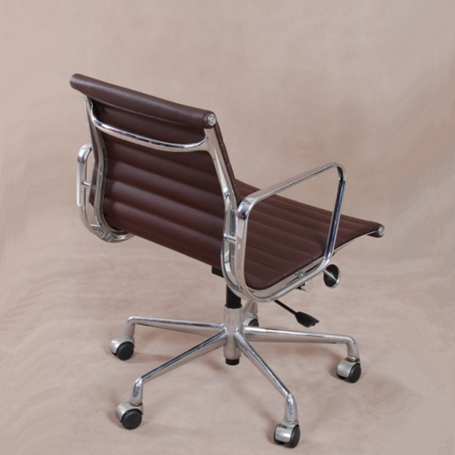 Charles & Ray Eames Aluminum Group Chair