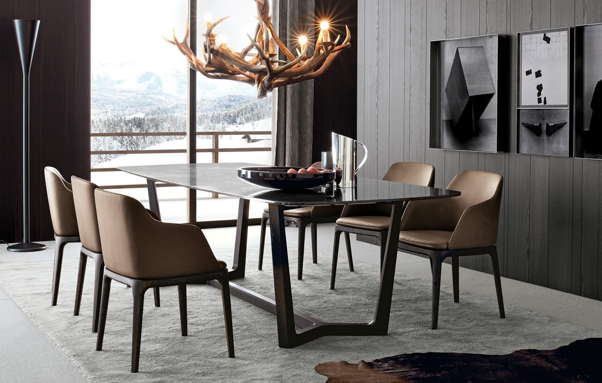 Grace Armchair for Dining Room