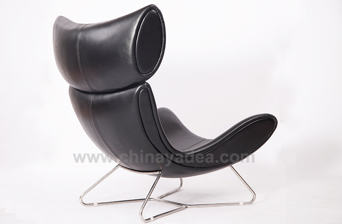 Leather Imola Chair