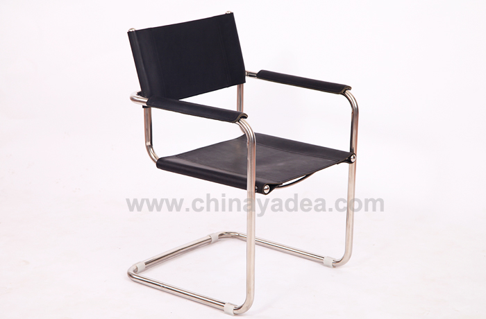Leather S34 Armchair