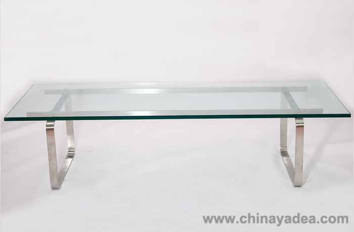 CH108 Glass Coffee Table