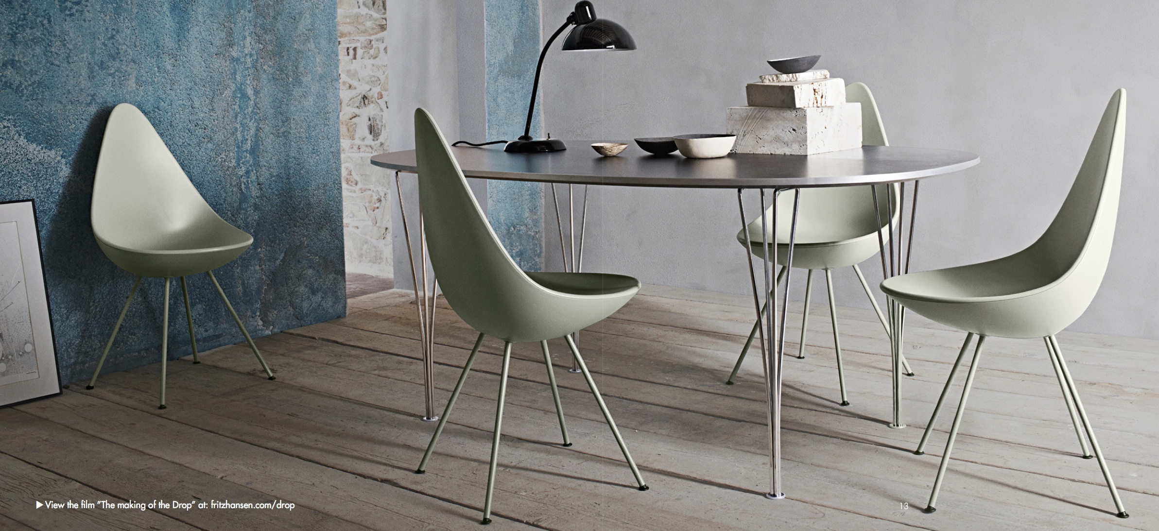 Arne jacobsen drop chair - Drop Chair By Arne Jacobesen
