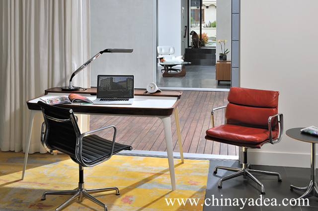 Eames Management Chair Review Customize the Eames Aluminum