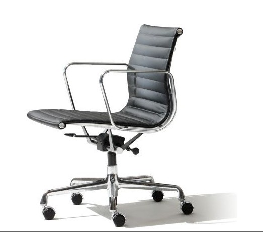 Reproduction eames aluminum management chair made by china for Eames aluminium chair replica