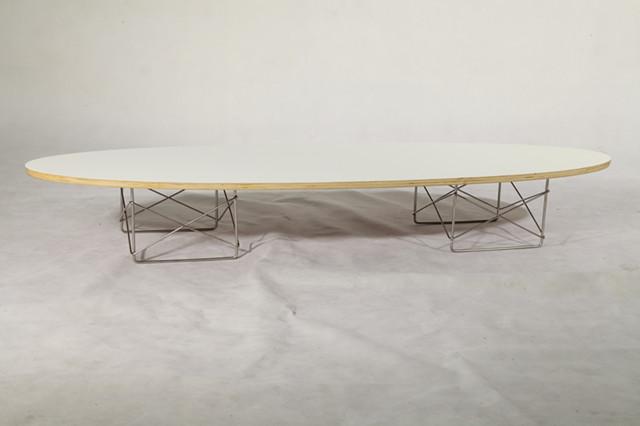 eames elliptical table elliptical coffee table replica charles ray