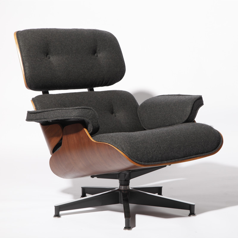 Herman Miller Eames lounge chair replica