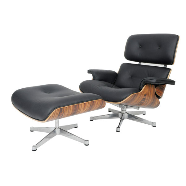 Eames Lounge Chair - Vitra's Version