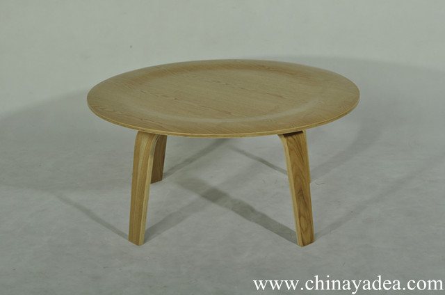 Eames Molded Plywood Coffee Table copy