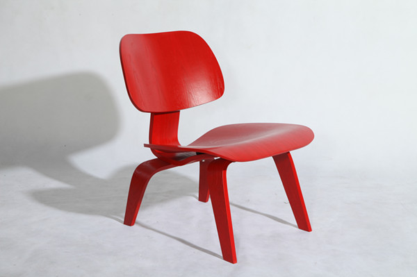 Bon Eames Molded Plywood Lounge Chair