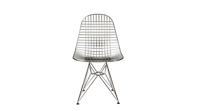 Eames Side Chair Wire Mesh Version