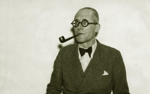 French Architect Le Corbusier