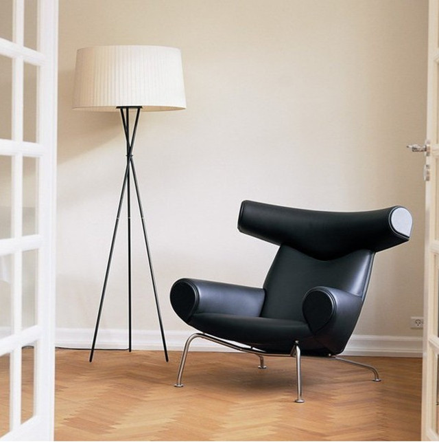 Wegner Ox Chair factory