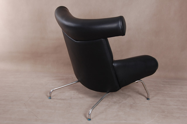 Wegner Ox Chair in Leather