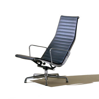 Herman Miller Eames Aluminum Lounge Chair