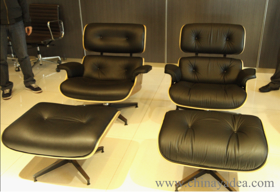 Eames lounge chair and ottoman reproduction vitra lounge chair for Eames vitra replica