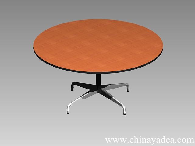 China Yadea Reproduction Herman Miller Eames Round TableNewsYadea - Herman miller tulip table