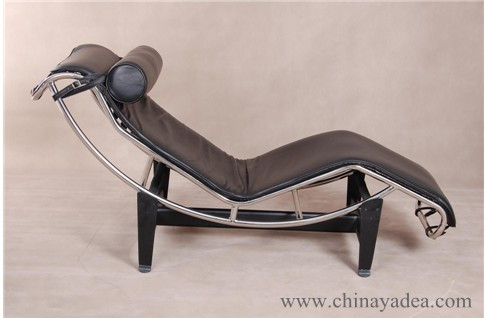 Le Corbusier Chaise Lounge Chair LC4