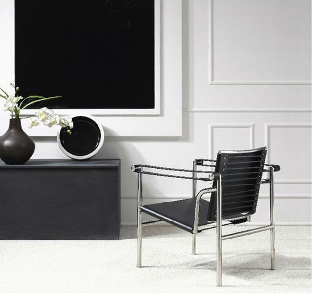 Le Corbusier LC1 Basculant Chair