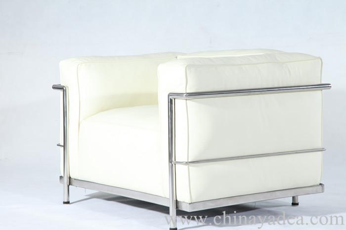 Le Corbusier LC3 Grand Modele Armchair PV302
