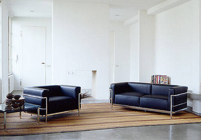 le corbusier lc3 sofa le corbusier sofas replica cassina le corbusier sofa. Black Bedroom Furniture Sets. Home Design Ideas