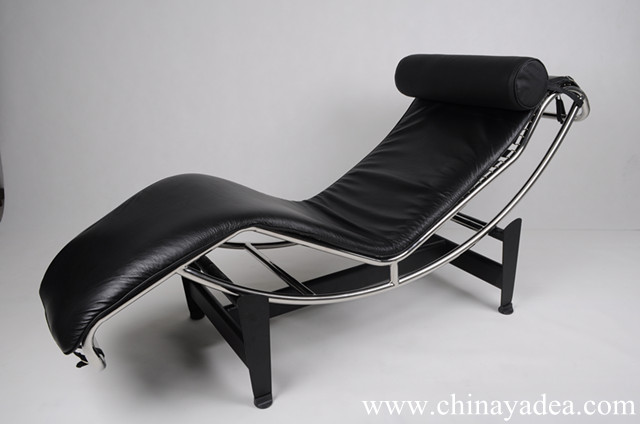 Le corbusier lc4 chaise lounge cassina le corbusier lc4 for Le corbusier replica