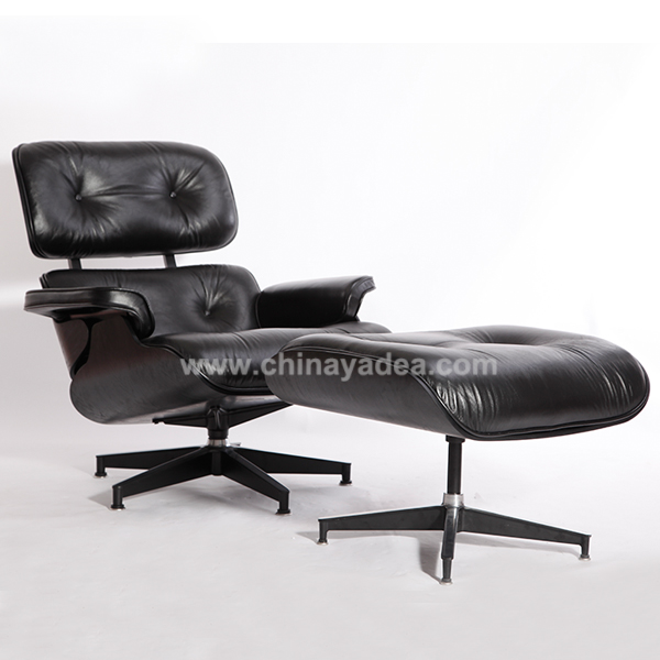Sensational How To Assemble Charles And Ray Eames Lounge Chair And Machost Co Dining Chair Design Ideas Machostcouk