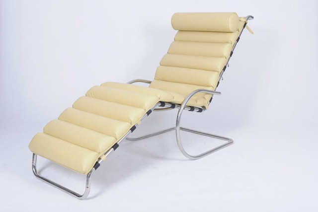 Mr Adjustable Chaise Lounge By Mies Van Der Rohe Cf038|Chairs|Yadea