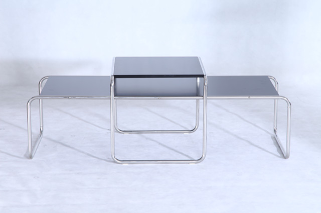 Marcel Breuer Laccio Tablesmarcel Breuer Laccio Coffee Table Set