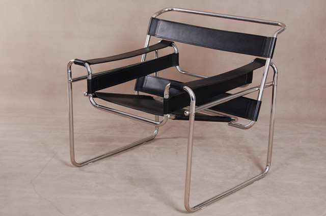 Replica Wassily Chair by Marcel Breuer