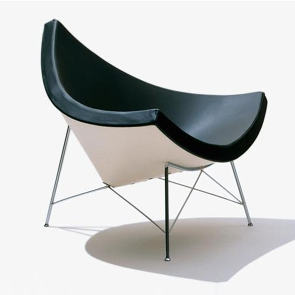 The george nelson coconut chair classic design furniture for Reproduction designer furniture