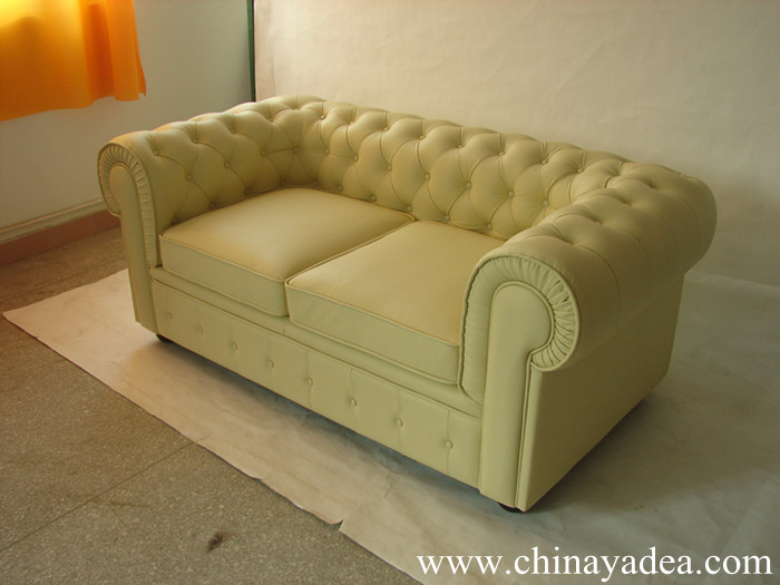 Chesterfield Sofa 2 Seater