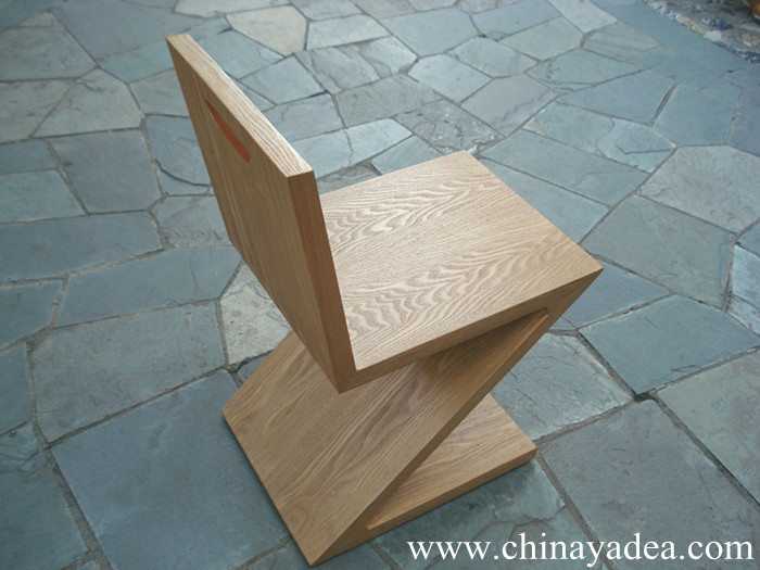 Our Factory Zig Zag Chair