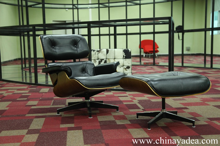 Our factory reproduction eames lounge chair