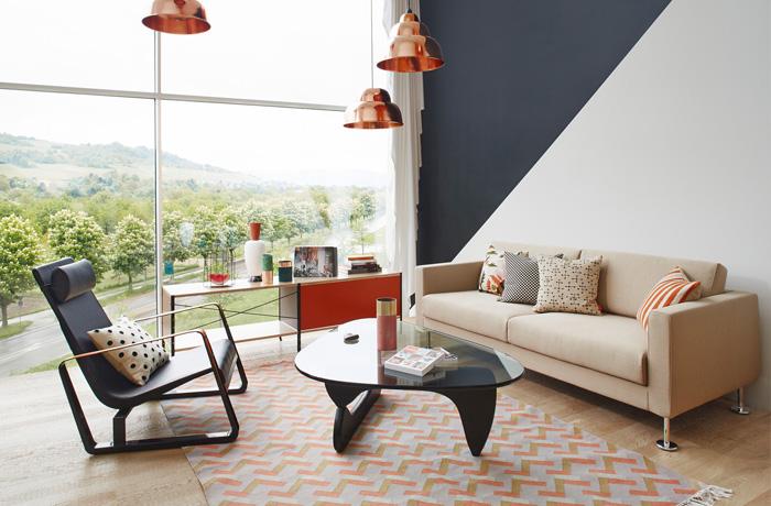 Jasper Morrison Park sofa