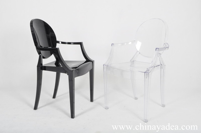 Philippe Starck And Philippe Starck Louis Ghost Chair News