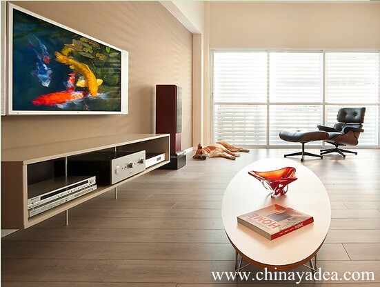 Eames lounge chair manufacturer