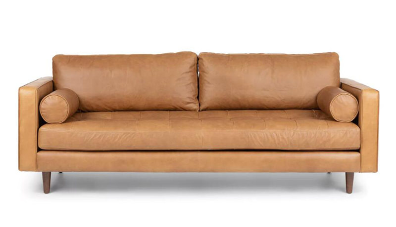 ARTICLE SVEN LEATHER SOFA