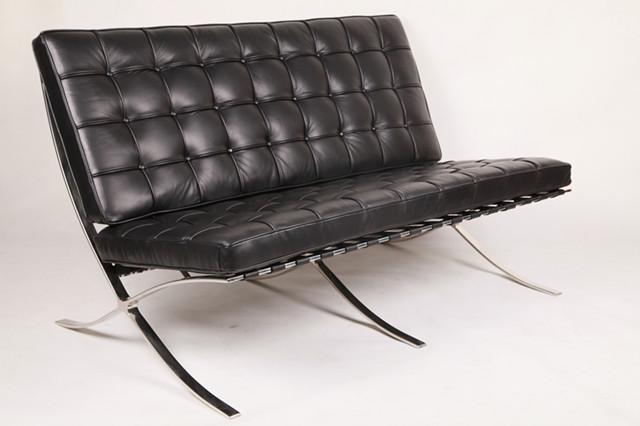 barcelona sofa replica barcelona chair replica suppliers and thesofa. Black Bedroom Furniture Sets. Home Design Ideas
