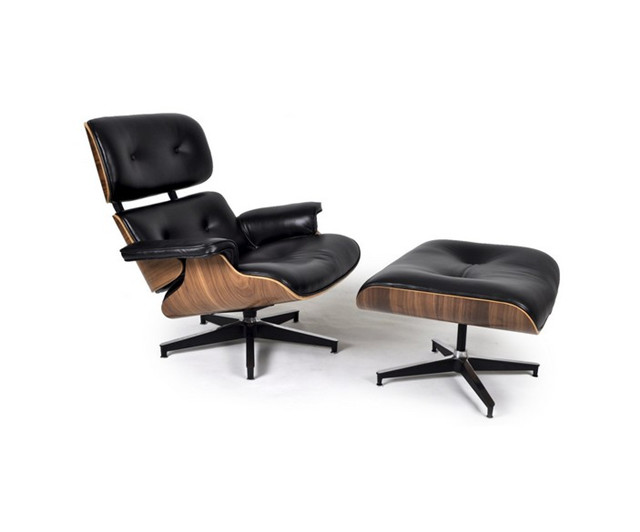 Replica Herman Miller Eames Lounge Chair With Ottoman