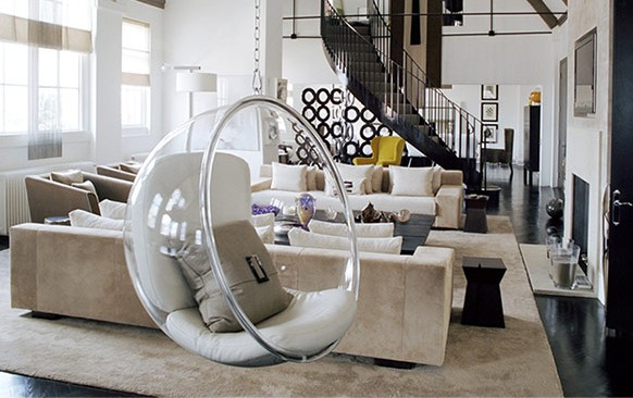 Reproduction Bubble Chair
