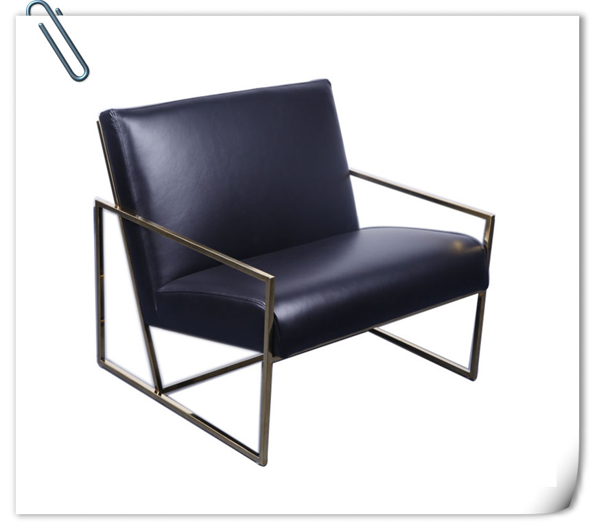 Related thin frame chair