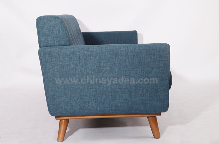 Spiers Sofa in Wool Fabric