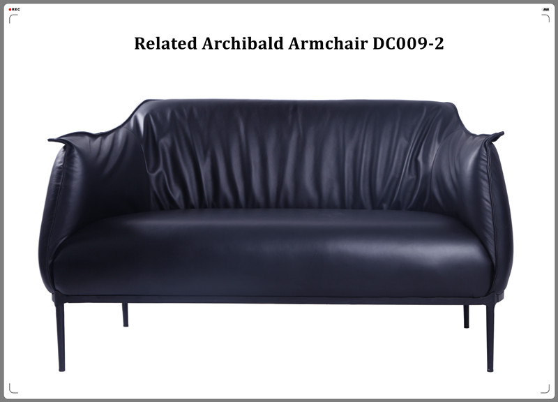 archibald two seater chair
